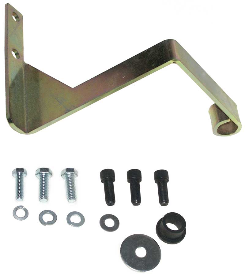 Bracket Kit for Crank Mounted Raw Water Pump on GM Big Block V8