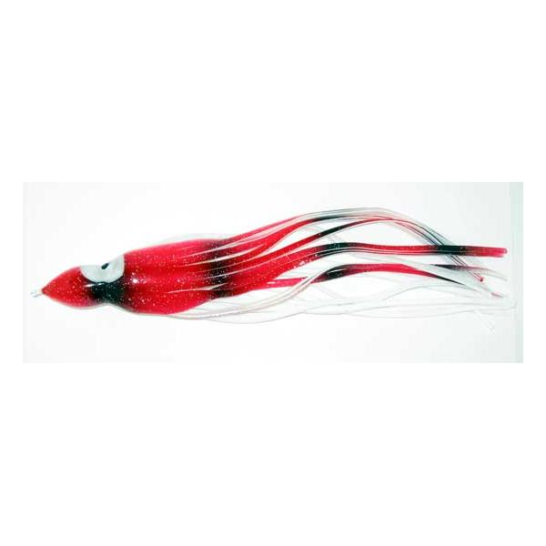10 inch squid - octopus skirts-1 pc - pk