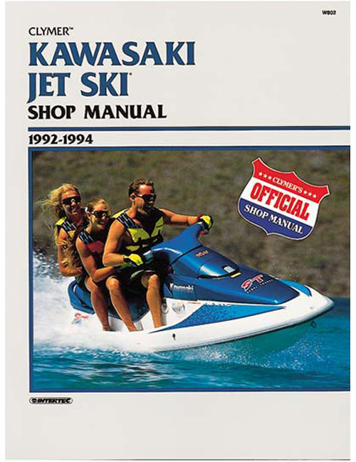 Repair service manuals for kawasaki pwc service manual kawasaki jet ski 1992 1994 publicscrutiny Gallery
