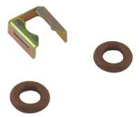 Fuel Injector Seal Kit, Mercruiser 350 Mag, MX 6.2L, 7.4L Mag, 502 Mag