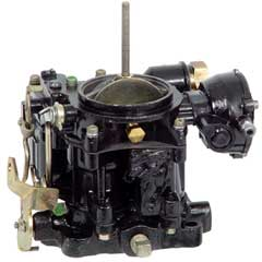 Carburetor 2 Barrel for Mercruiser Rochester 120 HP Remanufactured SIE18-7609-1