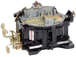 Carburetor, 4 Barrel, Mercruiser Rochester V8 (816373A4), Remanufactured