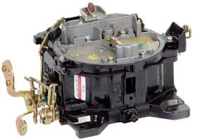 Carburetor, 4 Barrel, Mercruiser Rochester V8 (9863A3), Remanufactured