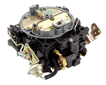 Carburetor, 4 Barrel, Mercruiser Rochester V8 (9661A3), Remanufactured