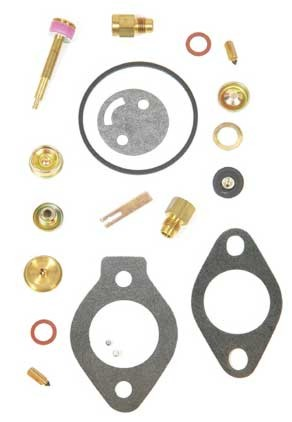 Carburetor Kit for Mercruiser OMC Carter 1 BBL Renault Engine 1398-3089