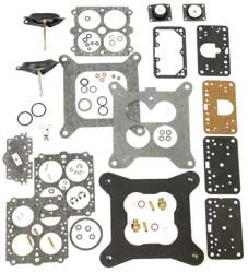 Carburetor Kit, OMC, PCM, Holley 4 BBL