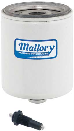 mercury fuel water filter filter  fuel water separating  mercury v6 efi 95 prior outboards 35  mercury v6 efi 95 prior outboards 35