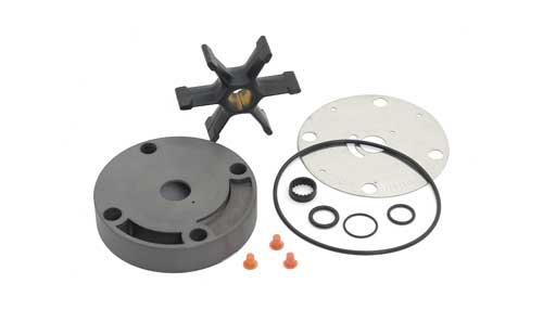 Water Pump Kit for OMC Stringer Outdrives 1962-1985 with Housing 983218  [BPI12190] - $64 95
