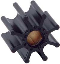 Impeller for Mercruiser 47-862232A2 Raw Water Pump