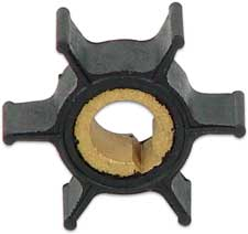 Impeller High Pressure Short Vane Mariner 4 5 HP 47-96305M Yamaha 6E0-44352-00
