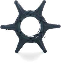 Impeller, Yamaha FT50B, FT60B, FT80A, FT100A Outboards, 67F-44352-00-00