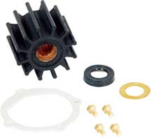 Impeller Seal Kit for Johnson Crank Mount Water Pump 10-24232-1 F6B-9 09-45825