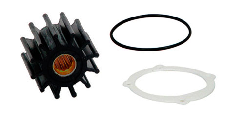 Impeller Kit for Johnson 10-24232-1 Raw Water Pump 09-812B F6B9 Pump