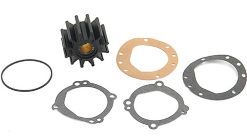Impeller Kit Chrysler Crusader E35 G7B 97179 40050 Sherwood Raw Water Pump