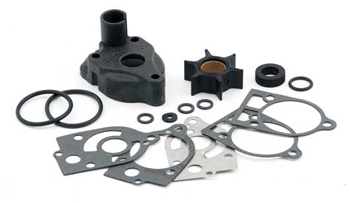 Water pump Impeller kit  Mercury Mariner outboard 30-70 hp replaces 46-77177a3
