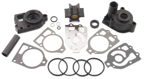 Water Pump Impeller Kit for Mercury  outboard 135 150 175 200 225 hp  46-96148A8