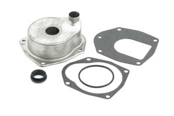 Water Pump Kit and Upper Housing for Mercury Outboard V6 Late SS Housing 817275A1