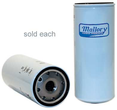 Oil Filter, Diesel, Marine, Volvo 478736, 466634; Caterpillar 1R0658