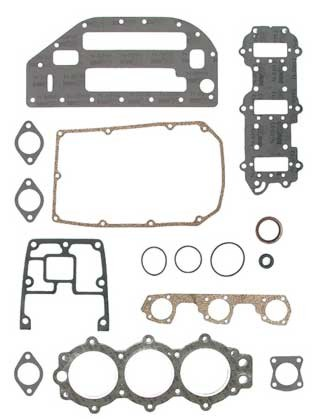 Gasket Set Powerhead for Johnson Evinrude 3 Cyl 1986 UP 398047 438904