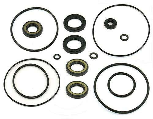 seal kit lower unit for yamaha outboard f40 50 62y w0001 20 00 mal9