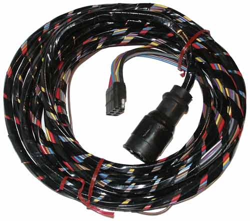 MEDB 4141 20 wiring harnesses for omc sterndrives Auto Wiring Color Code 1950 Mercury at gsmx.co
