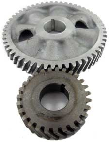 Timing Gear Set for GM Inline 4 and 6 Cyl 1962-1976