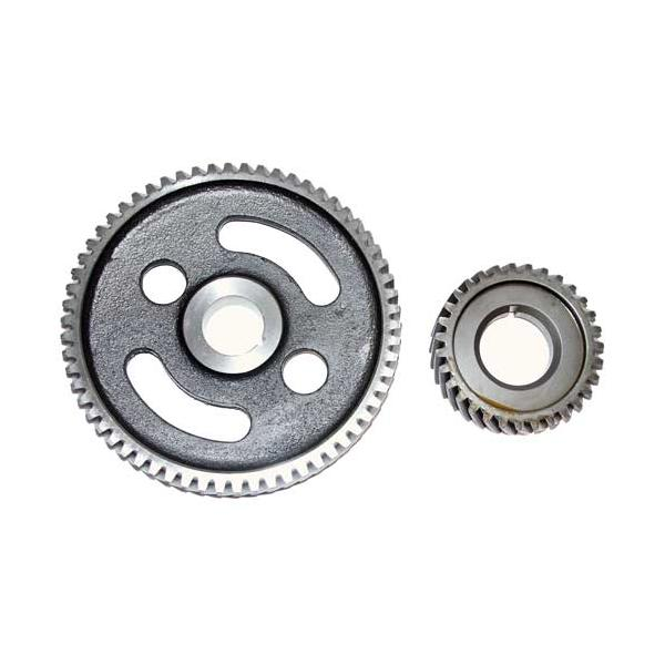 Gear Set Timing for GM Inline 4 6 Cylinder 153 181 250 Mercruiser OMC