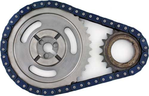 Timing Chain Set for GM 7.4L454 CID 8.2L 502 CID Gen 6 using Roller Cam