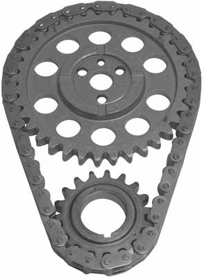Chain Timing Set 3 Piece for GM 5.7L 350 CID Small Block V8 Pre 1996