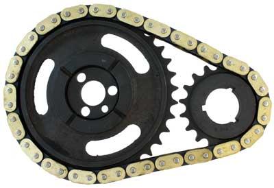 Iron gear roller cam
