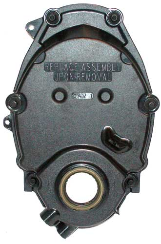 Timing Cover - 4.3L Balance Shaft, Mercruiser