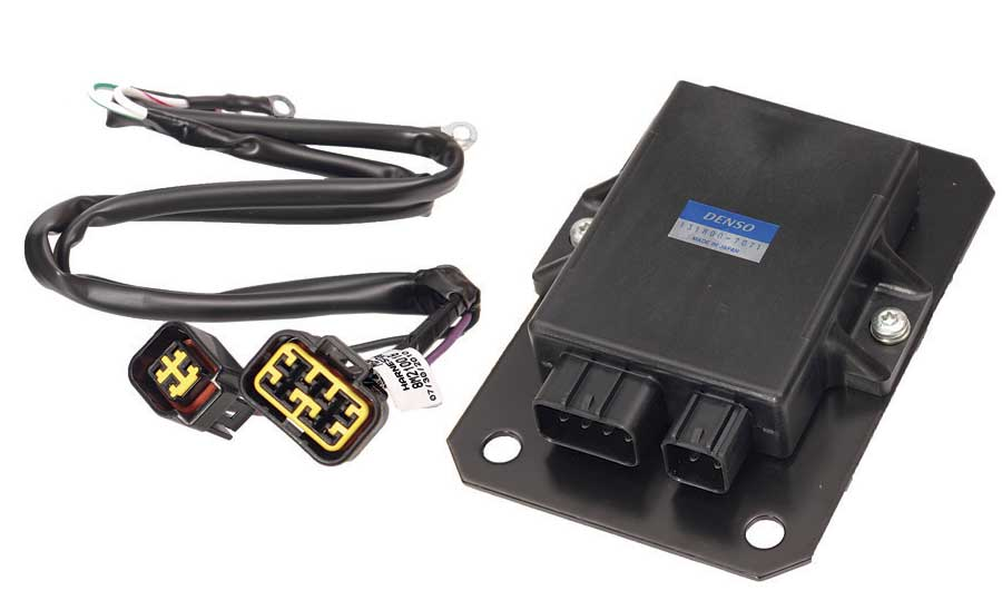 Module Ignition Control with Harness for Mercrusier Thunderbolt IV on wiring harness, harley ignition module harness, ignition switch harness, ignition module coil, ignition control module harness 4.1l, rx-8 ignition coil wire harness, ignition system diagram, q45 ignition coil wire harness,