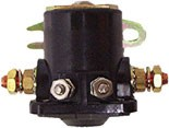 Solenoid for Mercruiser Johnson Evinrude Isolated Base 25661T1 508905