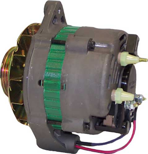 Marine Alternators