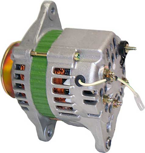 Alternator Marine Yanmar Diesel Hitachi Style 12 Volt 40