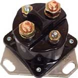 Solenoid Starter for Mercruiser Grounded Base 89-76416A1