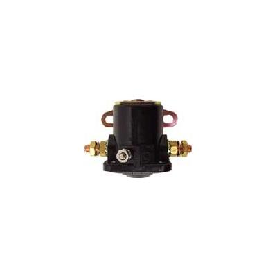 Solenoid, Grounded Base, OMC Cobra, Johnson, Evinrude