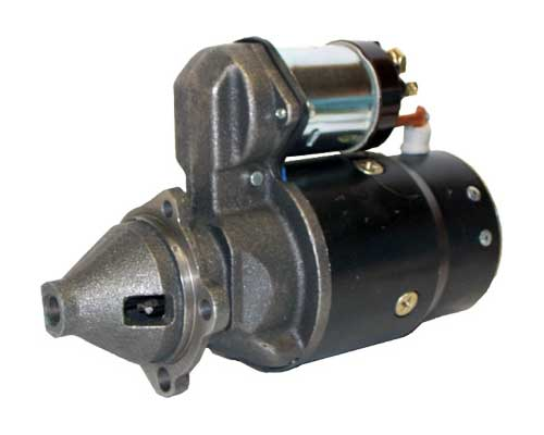 Starter Marine Chris Craft 12 Volt Delco 10MT 3 Bolt 1107688