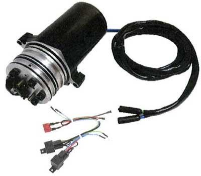 Tilt Trim Motor Mercury 3-Wire 3 Ram 99186-1 99186T New