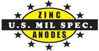 US MIL SPEC Zincs and Anodes