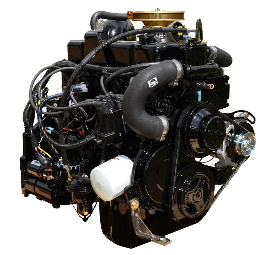 Complete Marine Engines