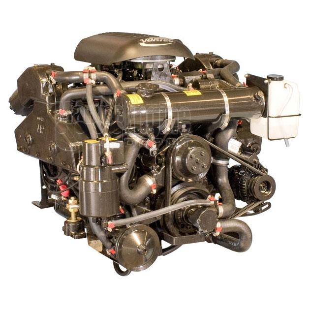 5.7L GM Carbureted FWC Marine Engine Early Volvo I/O by Marine Power E5.7V-VR1