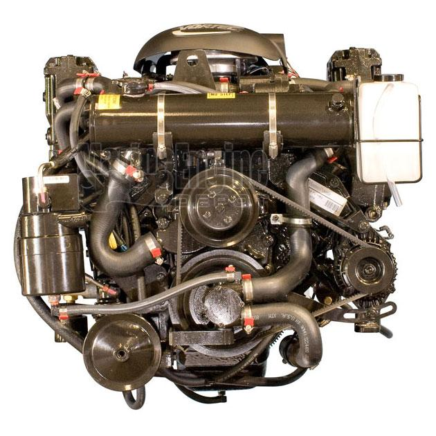 5.7L GM Carbureted FWC Marine Engine Late Volvo I/O by Marine Power E5.7V-VR2