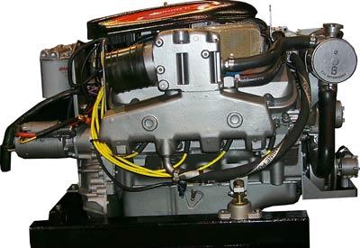 Marine Power Exhaust System