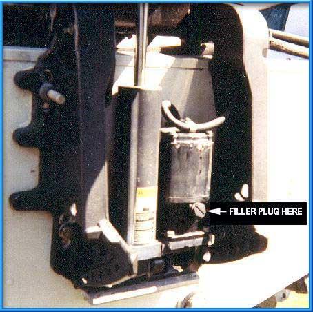 Suzuki Power Trim And Tilt Fluid