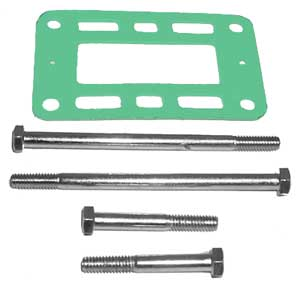 Riser Mounting Kit for OSC56879 Riser on Volvo Penta