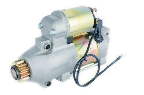 Starter for Yamaha 150-250 HP 4-Stroke Outboard 6BR-81800-00-00