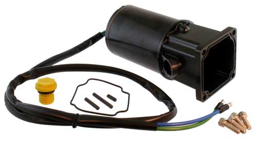 Tilt Trim Motor For Mercury Force 40-125 HP Single Ram 2 Wire 885654T1