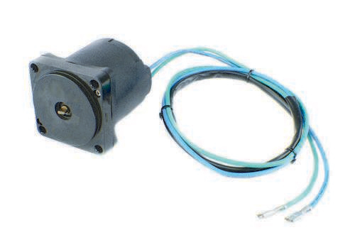 Tilt Trim Motor for Johnson Evinrude Outboard 4 Bolt 2 Wire 438529