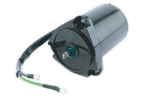 Trim Motor for OMC Cobra Stern Drive 1989-1993 2 Wire 3 Bolt 986280